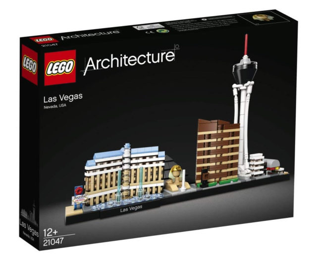 lego architecture 21047 las vegas 2018