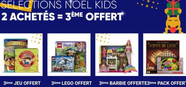 FNAC LEGO promo