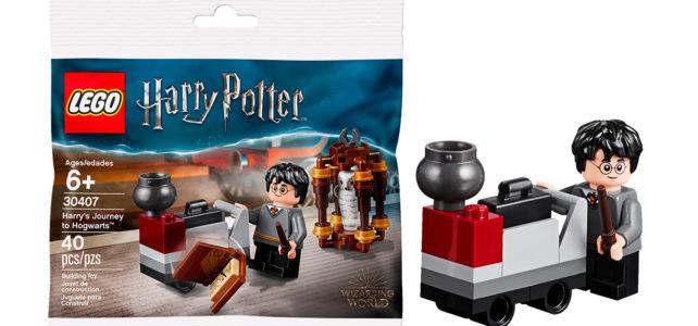 LEGO 30407 Harry's Journey to Hogwarts