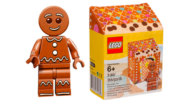 LEGO 5005156 Gingerbread Man Minifigure