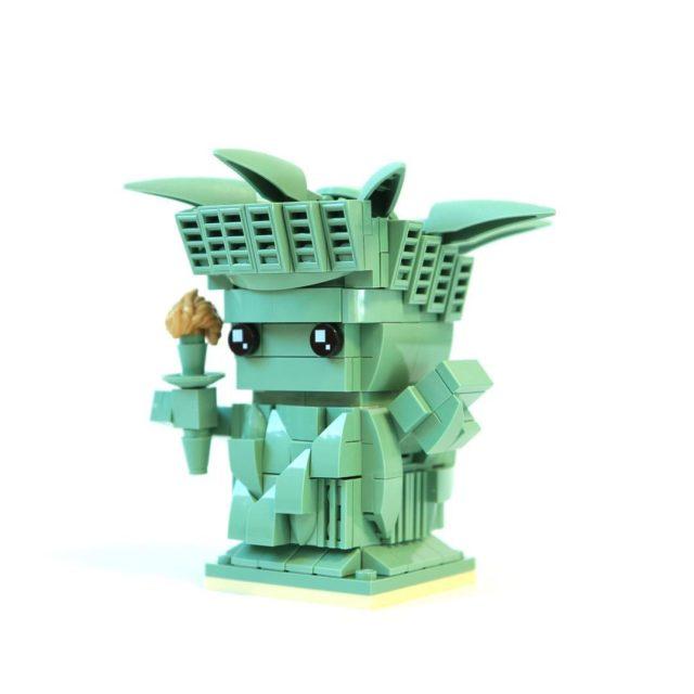 LEGO BrickHeadz Statue de la liberté