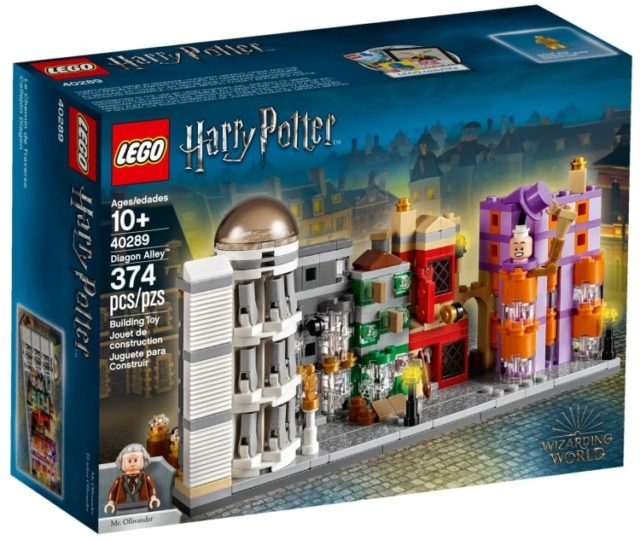LEGO Harry Potter 40289 Diagon Alley
