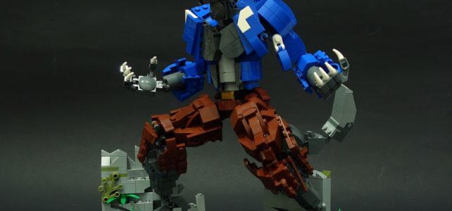 LEGO Loup-garou