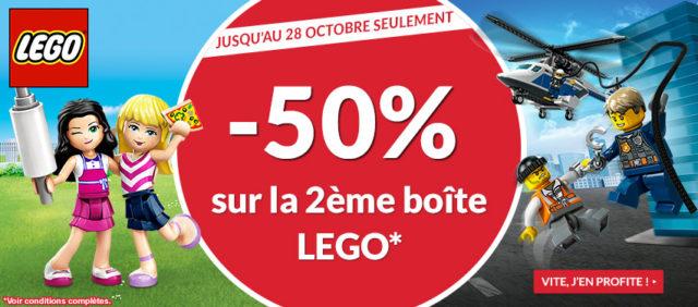 promo LEGO La Grande Recre