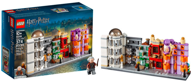 Chemin de Traverse LEGO Harry Potter 40289 Diagon Alley