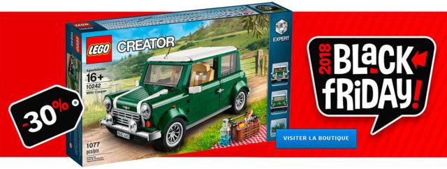 LEGO Black Friday 2018 LEGO 10242 Mini Cooper