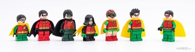 LEGO Juniors Robin