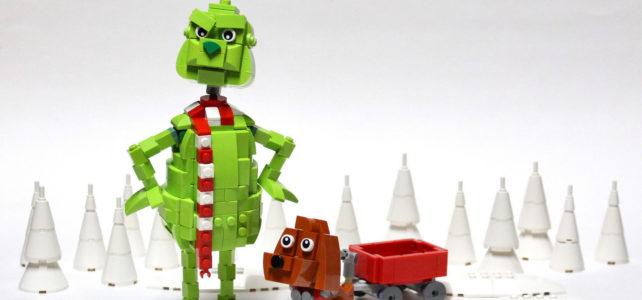 LEGO Le Grinch 2018