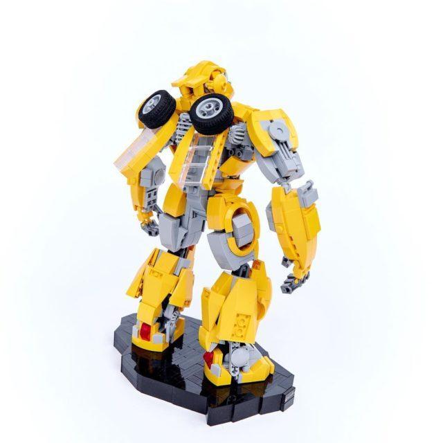 LEGO Transformers Bumblebee
