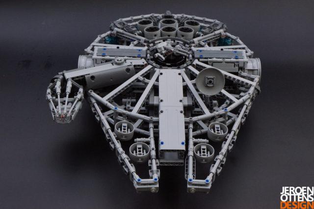 Star Wars Millennium Falcon LEGO Technic