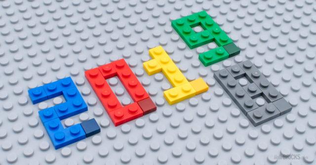 Happy New LEGO Year 2019