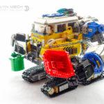 LEGO 31079 Surfer Van Mech