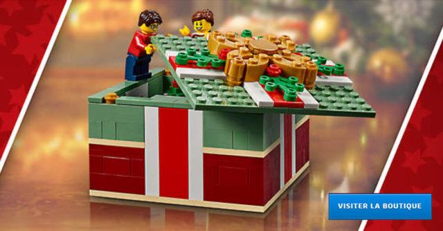 LEGO40292 Christmas Gift