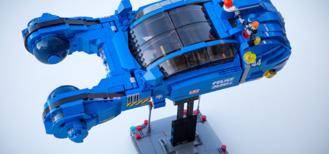 LEGO Blade Runner Spinner UCS