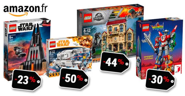 amazon lego promotions