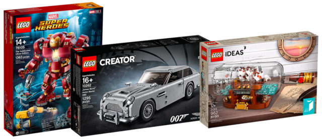 Flops LEGO 2018