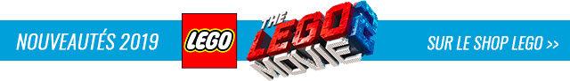 Nouveautés LEGO Movie 2019