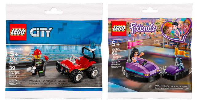 polybags LEGO 2019