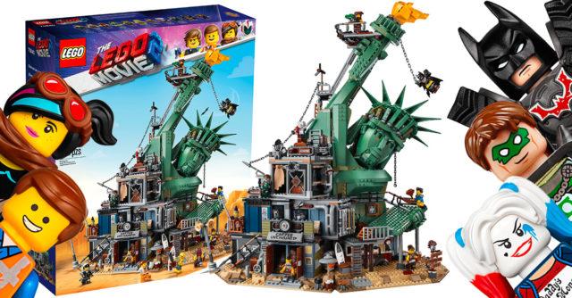LEGO Movie 70840 Welcome to Apocalypseburg