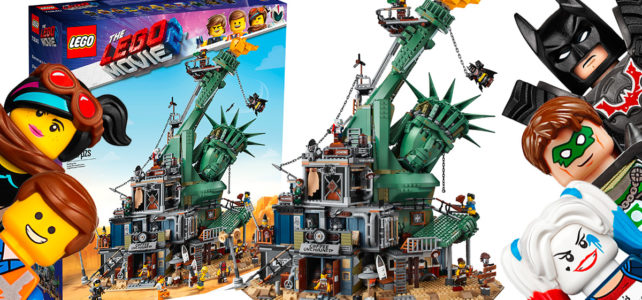LEGO Movie 70840 Welcome to Apocalypseburg
