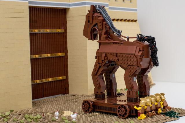 LEGO Cheval de Troie