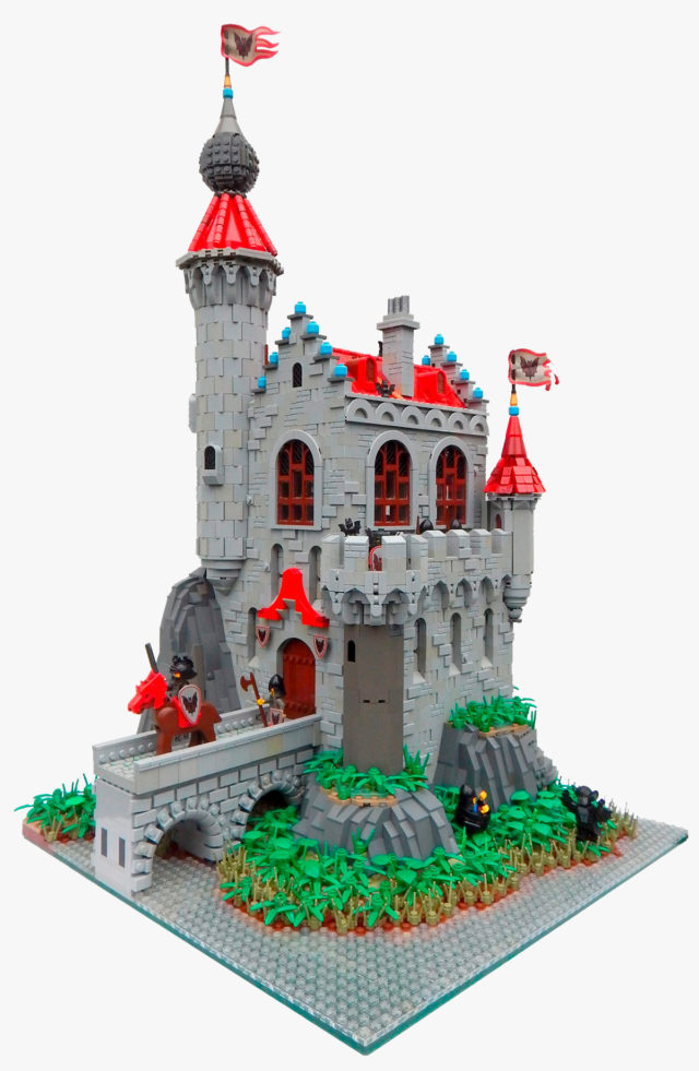 LEGO Fright Knights 1997