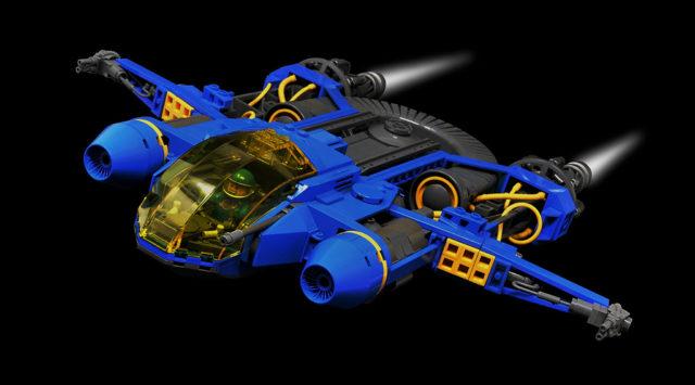 LEGO LL-109 Exploration Craft