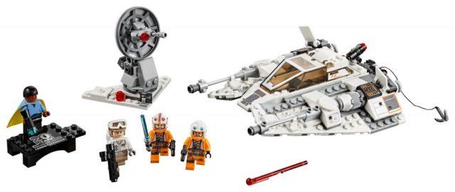 LEGO Star Wars 75259 Snowspeeder – 20th Anniversary Edition