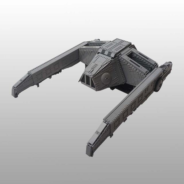 LEGO Star Wars Solo Imperial AT-Hauler