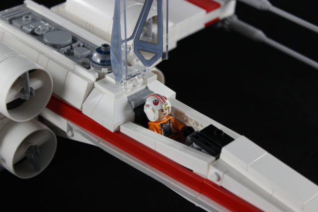 LEGO Star Wars T-65 X-wing