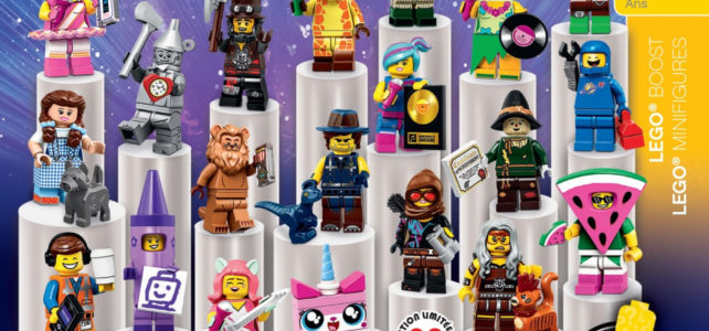 Minifigs à collectionner The LEGO Movie 2 (LEGO 71023)
