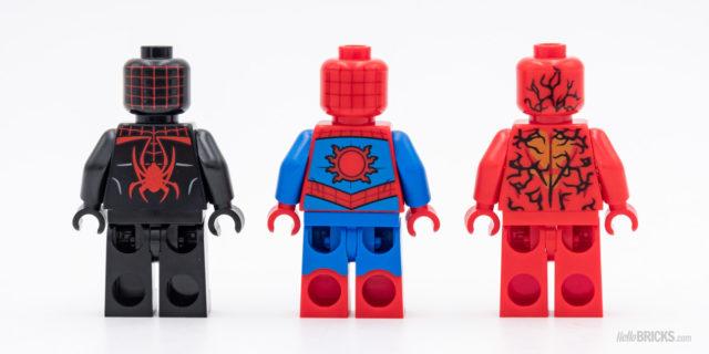 REVIEW LEGO 76113 Spider-Man Bike Rescue