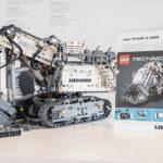 LEGO Technic 42100 Liebherr R9800