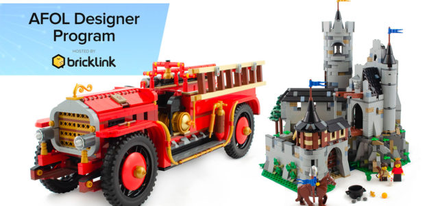 LEGO AFOL Designer program Bricklink