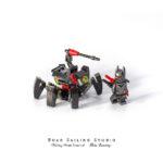 LEGO Batman Cartoonized Spider Drone