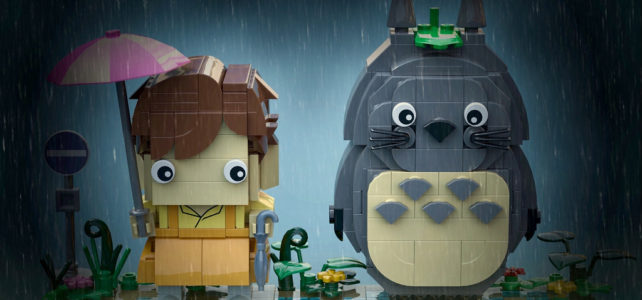 BrickHeadz Totoro & Satsuki