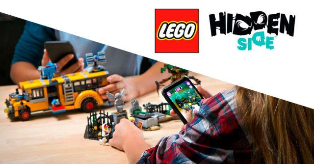 LEGO Hidden Side Monsters