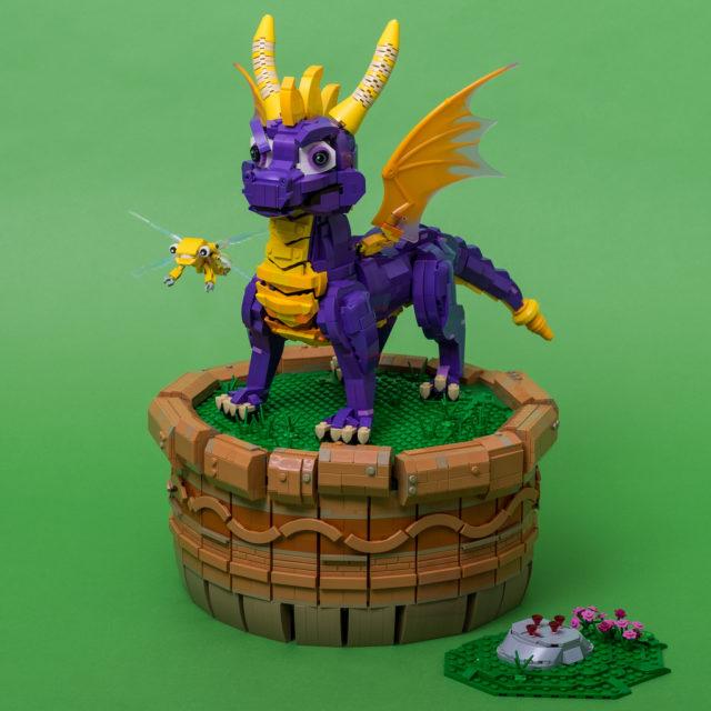LEGO Spyro the Dragon