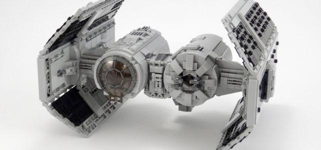 LEGO Star Wars TIE Bomber