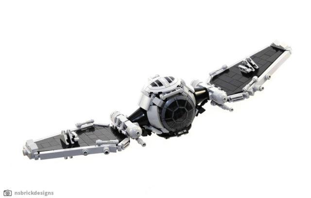 LEGO Star Wars TIE Interrogator