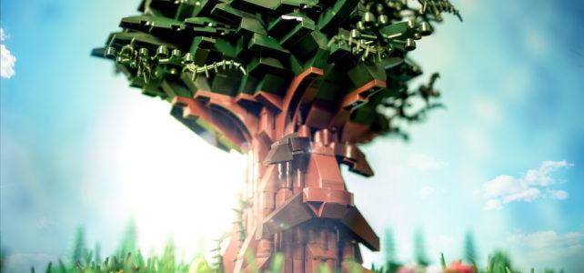 The Legend of Zelda - the Great Deku Tree