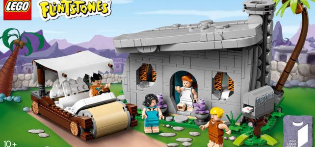 LEGO Ideas 21316 The Flintstones (Pierrafeu)