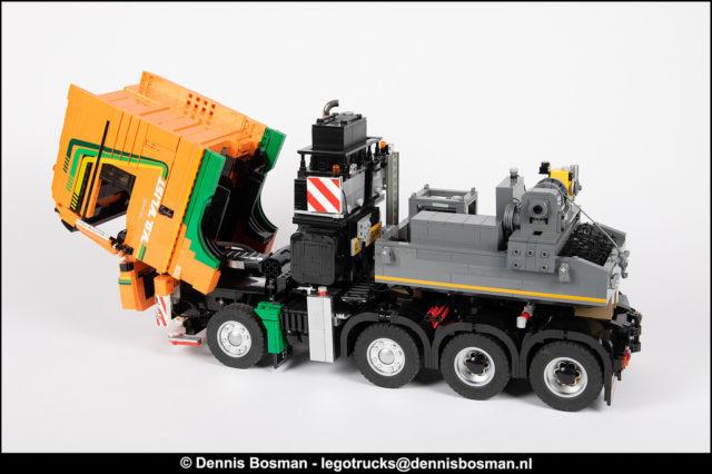 LEGO Camion MAN TGX