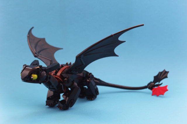 LEGO Dragons Krokmou Toothless