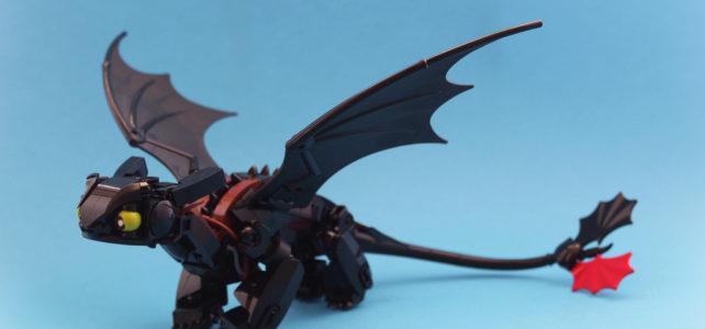 LEGO Dragons Krokmou Toothless