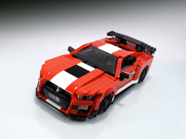 LEGO 2020 Ford Mustang Shelby GT500