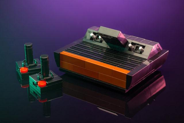LEGO Atari 2600 console 1977