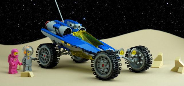 LEGO FebRovery 2019 rover