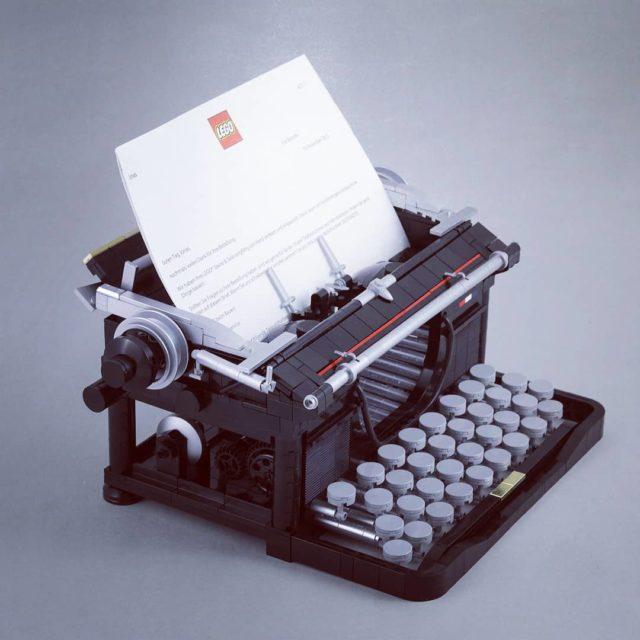 Machine à écrire Underwood Typewriter