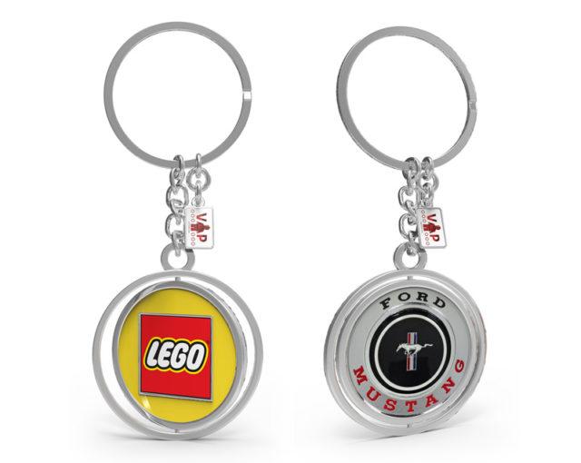 LEGO Mustang porte-clés